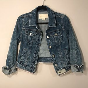 Anthro Pilco & the Letterpress Jean Jacket